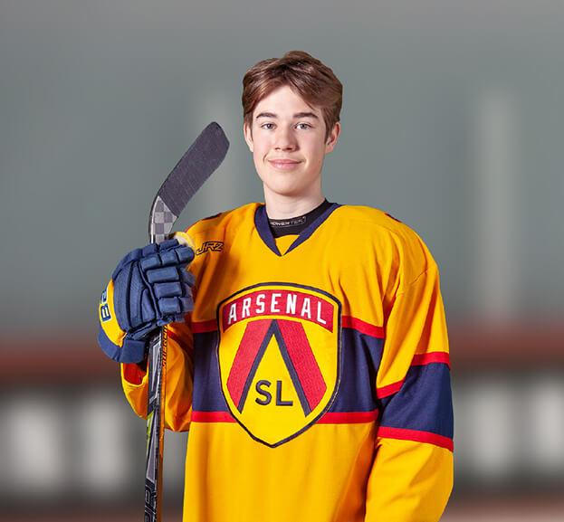 Académie Saint-louis | Études-sport<br /> Hockey