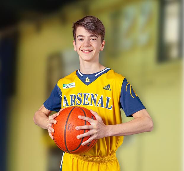 Académie Saint-louis | Études-sport<br /> Basketball